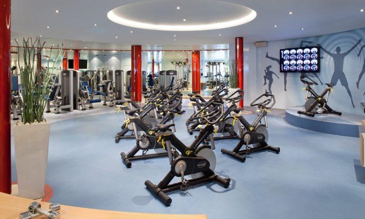 fitness Center - Spinning Class