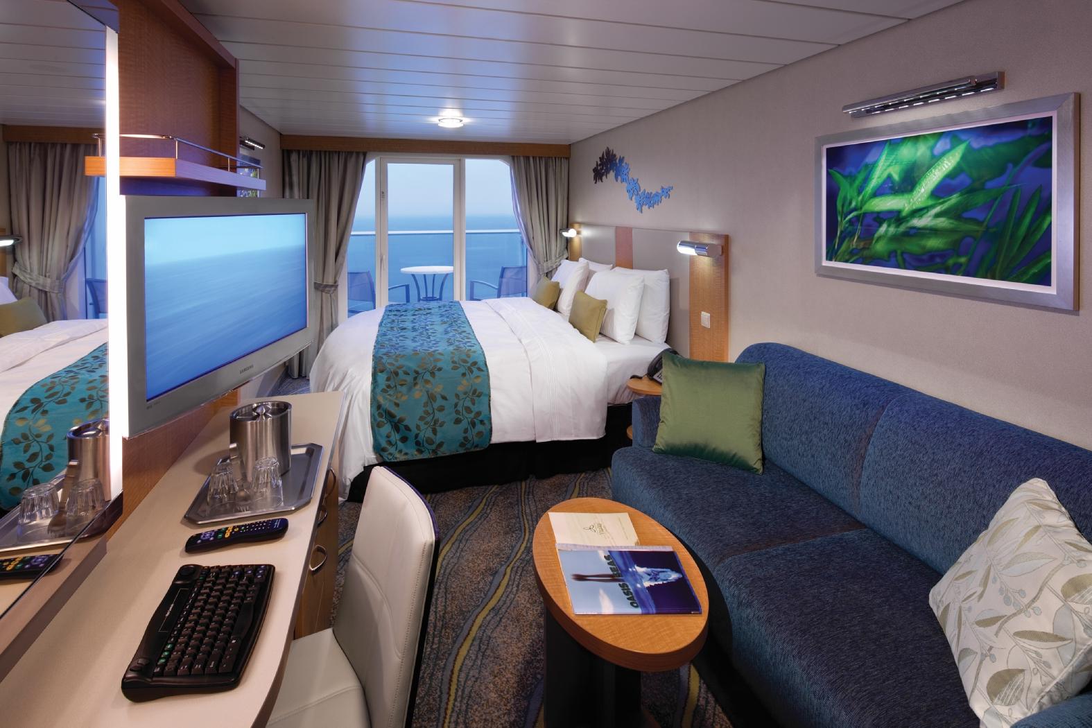 Accommodations Royal Caribbean Incentives