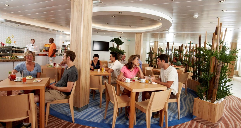 Oasis Vitality cafe