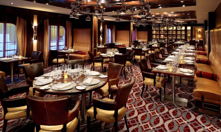 Navigator Of The Seas Dining Royal Caribbean Incentives