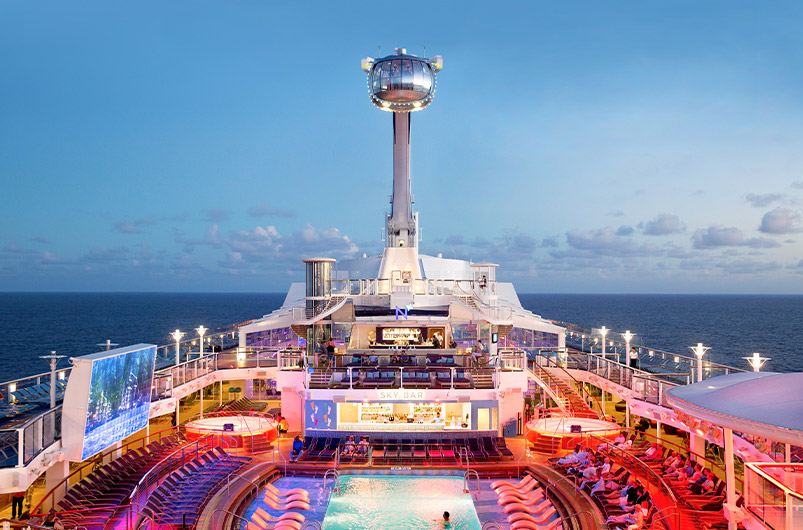 Anthem Of The Seas Royal Caribbean Incentives