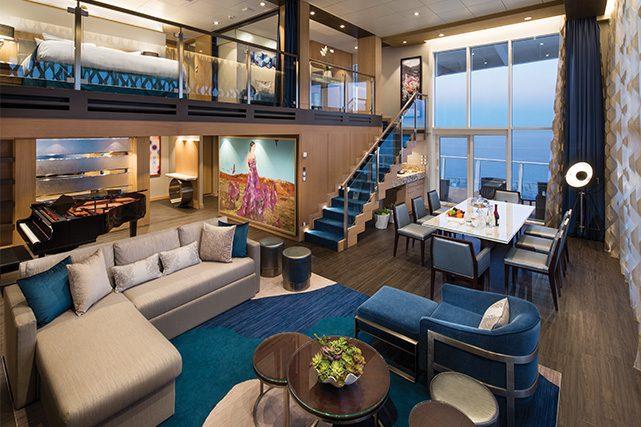 Suite Stateroom